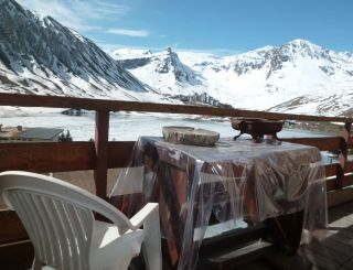 Large studio for 4 persons in Tignes close to...