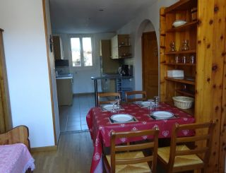 Nice 3 rooms apartment in Bourg Saint Maurice...