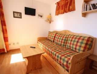2 rooms apartment for 4 persons in Vallandry...