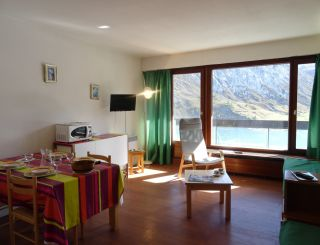 Studio for 3  persons in Tignes on the slopes...