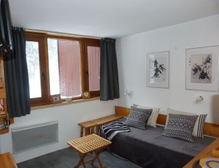 Studio for 2 persons in Arc 1800 close to the...