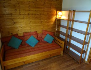 Studio for 4 persons in Vallandry center close...