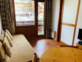 1 bedroom apartment for 4 people located in Val...