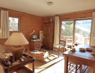 Nice 3  rooms apartment 4 persons in Meribel...