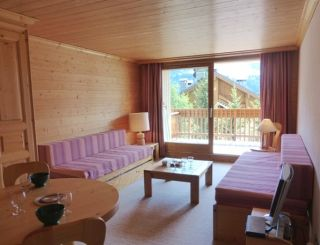 Lovely studio for 3 pers. in Meribel in Le...