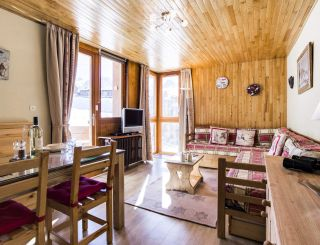 Nice 2 rooms flat for 4 persons in Tignes Le...