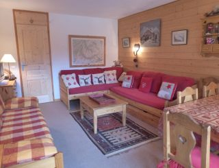 Nice 2 rooms apartment 6 persons in Meribel...