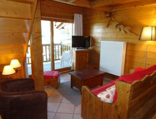 Nice 3 rooms apartment for 6 persons next to the...