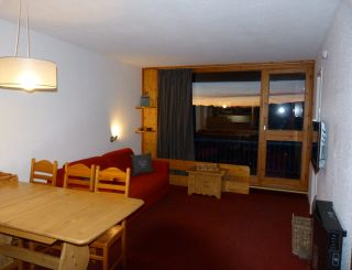 2 rooms flat for 6 persons close to the slopes,...