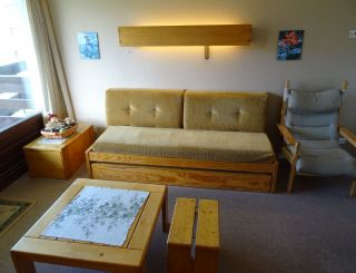 Studio for 4 persons in Vallandry convenient to...