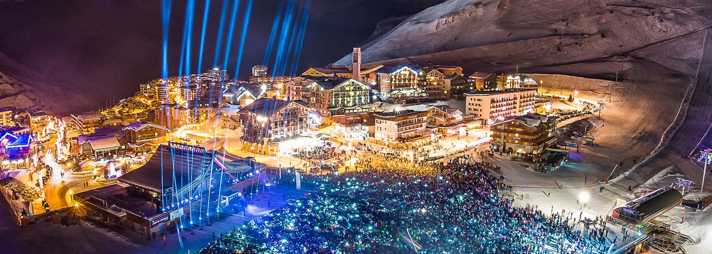 Accommodation Tignes