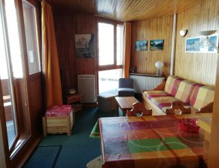2 rooms flat for 4 persons in Tignes close to...