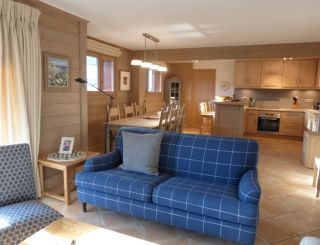 Nice 5  rooms apartment 8 persons in Meribel...